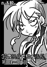 33歳独身女騎士隊長。第1~6話 漫画の表紙